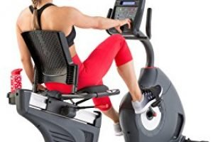 Schwinn M17 270 Recumbent Exercise Bike
