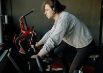 Upright Exercise Bike for Tall Person