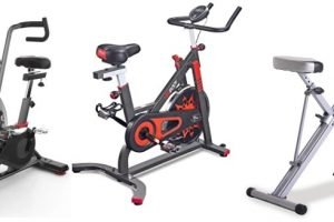 Exercise Bikes for Heavy People